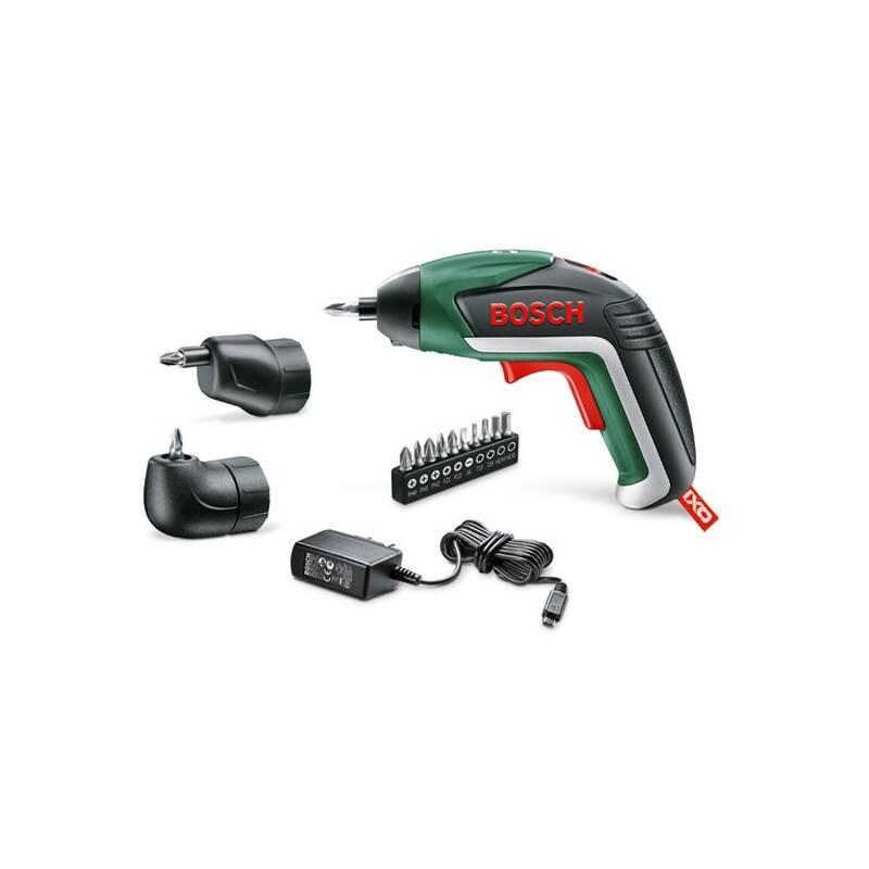 Aku skrutkovač Bosch IXO V Full Set Powerbanka Bosch (zdarma)