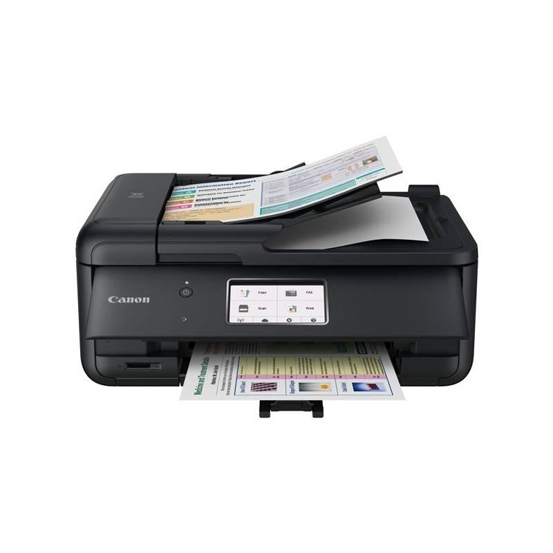 Tiskárna multifunkční Canon PIXMA TR8550 (2233C009) černý