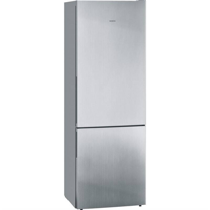 Kombinácia chladničky s mrazničkou Siemens KG49EVI4A nerez + Doprava zadarmo