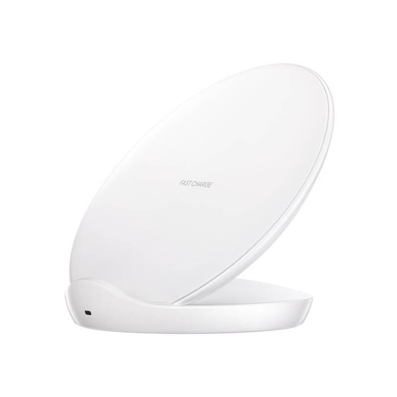 Nabíjací stojan Samsung EP-N5100B s funkcí rychlonabíjení (EP-N5100BWEGWW) biely