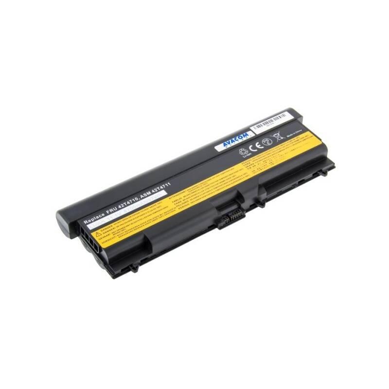 "Batéria Avacom pro Lenovo ThinkPad T410/SL510/Edge 14""/Edge 15"" Li-Ion 11,1V 8700mAh (NOLE-SL41H-P29) + Doprava zadarmo"