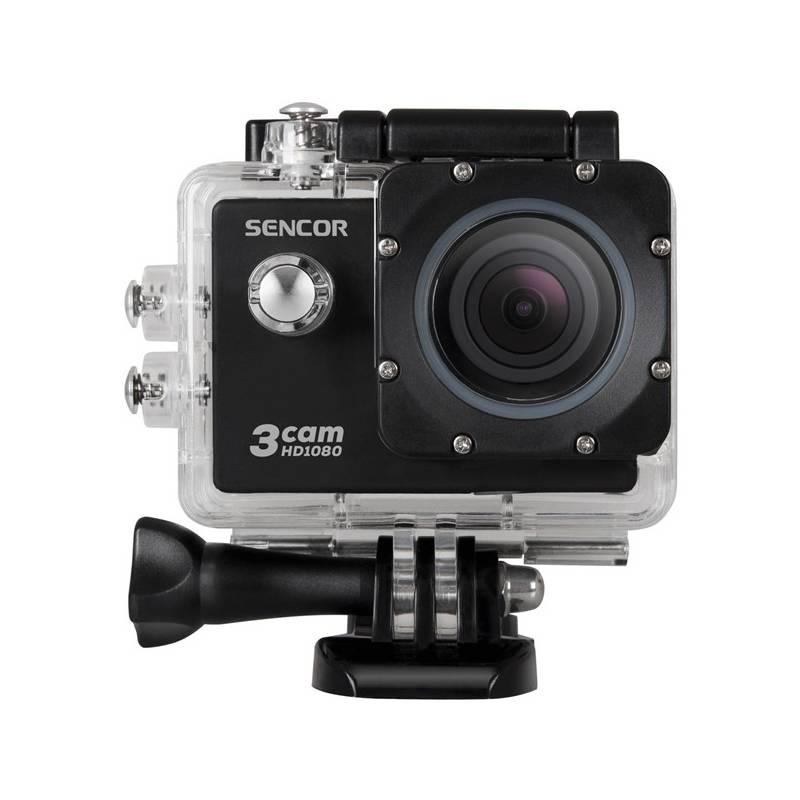 Outdoorová kamera Sencor 3CAM 5200W čierna
