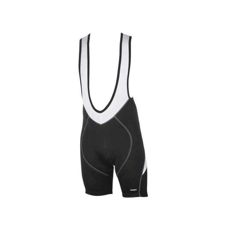 8dc9086b1d218 Pánské cyklistické kalhoty Etape PROFI LACL, vel. M - černá/bílá ...