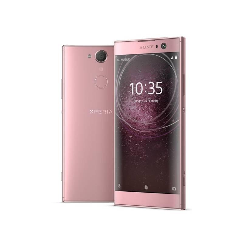 Mobilný telefón Sony Xperia XA2 Dual SIM (1312-6697) ružový + Doprava zadarmo