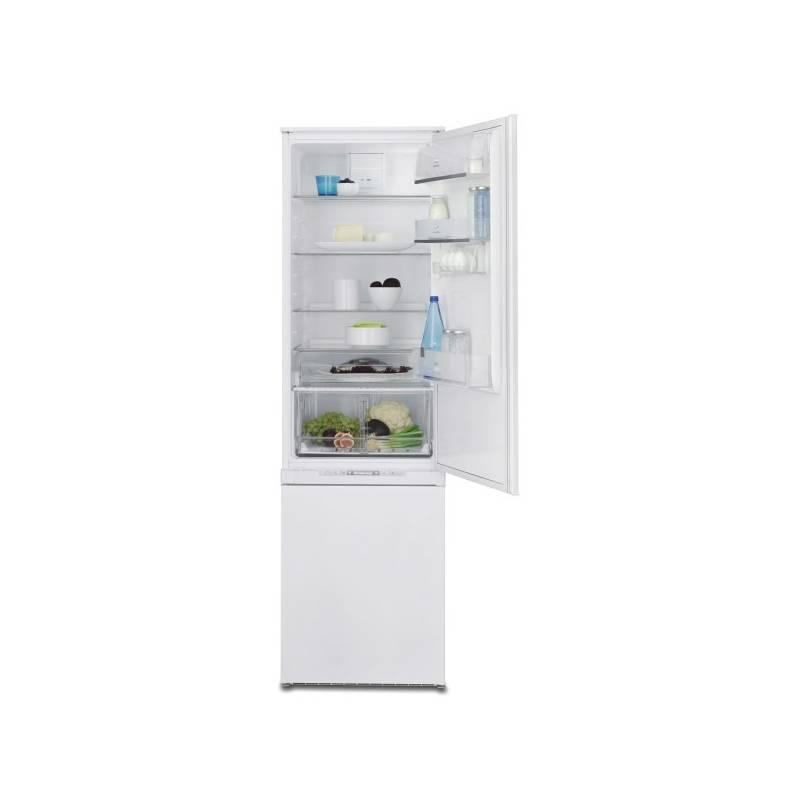 Kombinácia chladničky s mrazničkou Electrolux ENN3153AOW biele + Doprava zadarmo