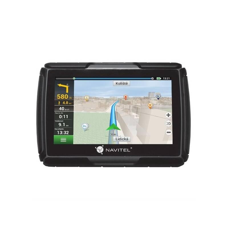 Navigační systém GPS Navitel G550 (C2047027) černá