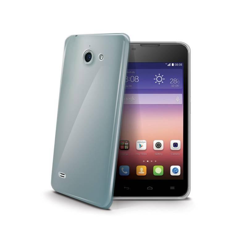 Kryt na mobil Celly Gelskin pro Huawei Ascend Y550 (GELSKIN453) priehľadný