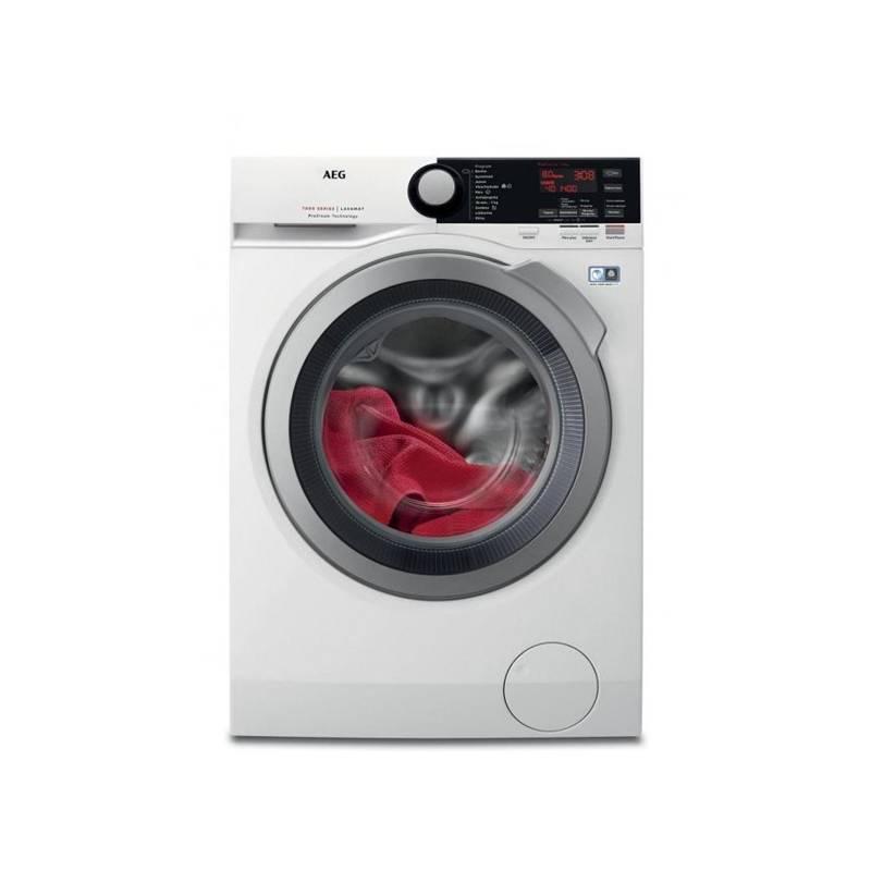 Automatická práčka AEG ProSteam® L7FBE68SC biela + Doprava zadarmo