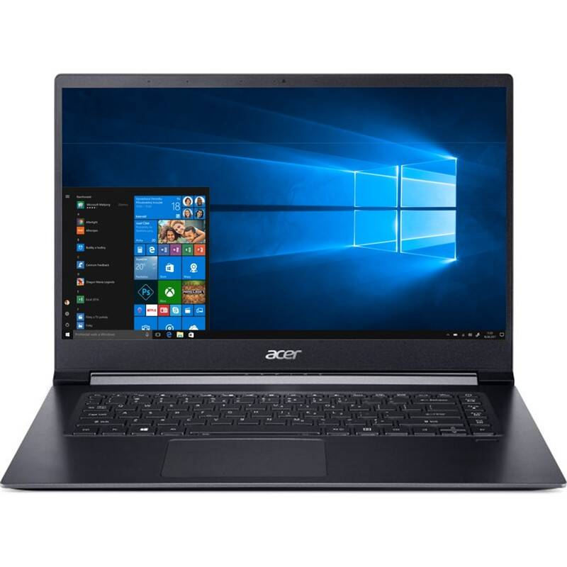 Notebook Acer Aspire 7 (A715-73G-74EV) (NH.Q52EC.003) černý