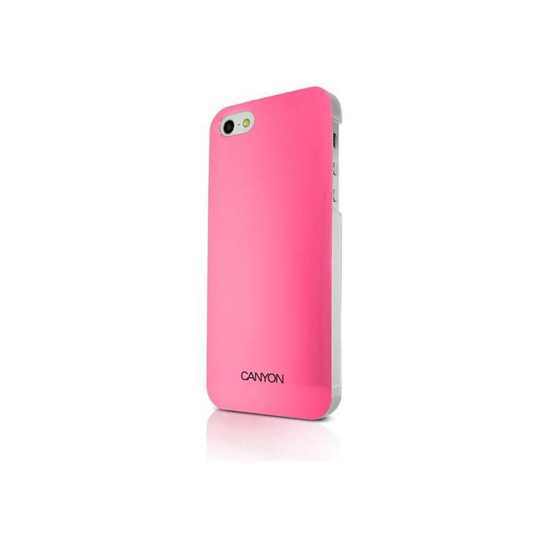 Kryt na mobil Canyon CNA-i5C03P pro Apple iPhone 5 + Stylus (CNA-i5C03P)  ružový 886f897162b
