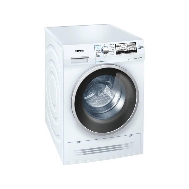 Automatická práčka so sušičkou Siemens WD15H542EU biela + Doprava zadarmo