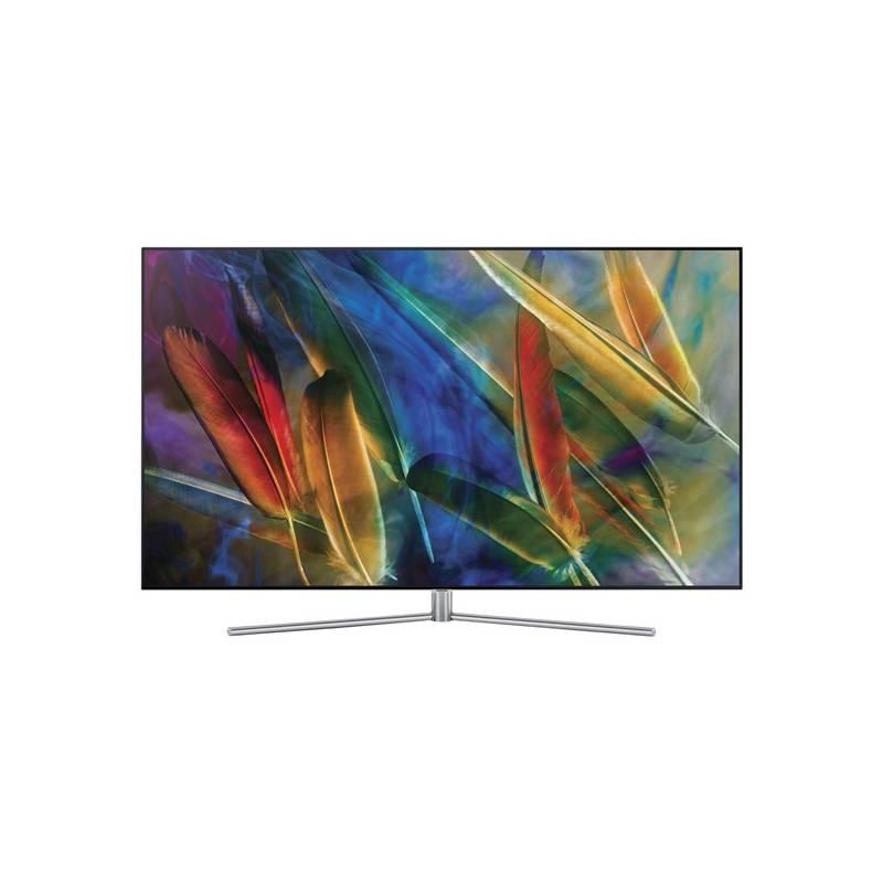 Televízor Samsung QE49Q7 strieborná + Doprava zadarmo