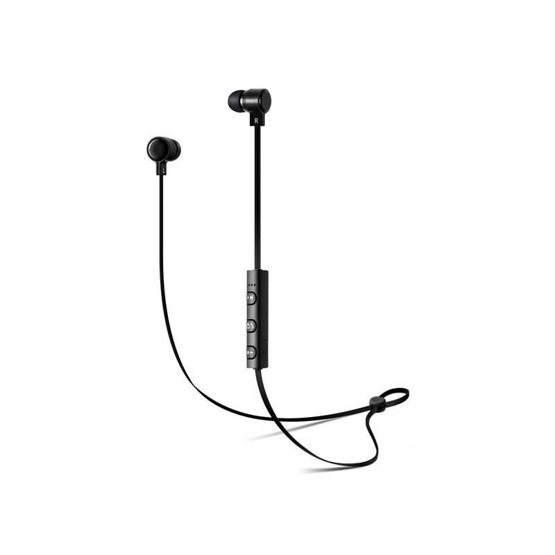 Slúchadlá Connect IT Wireless Sonics (CI-1068) čierna