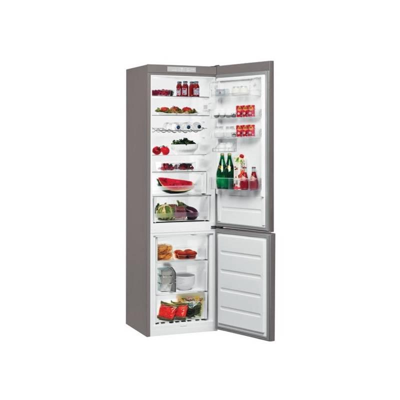 Kombinácia chladničky s mrazničkou Whirlpool BSF 9353 OX nerez + Doprava zadarmo