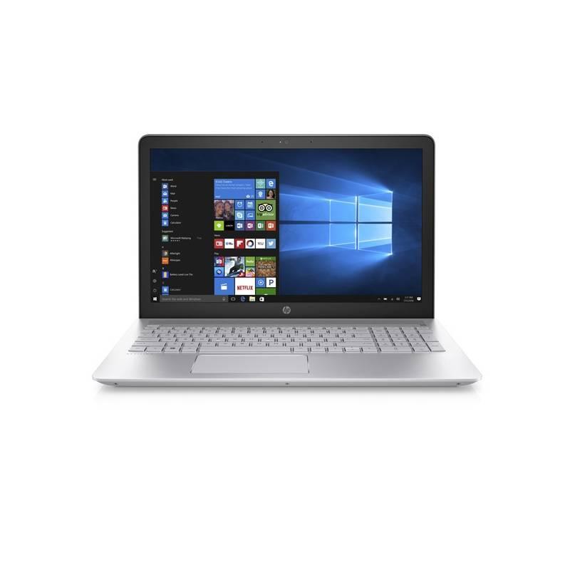 Notebook HP Pavilion 15-cc508nc (1VA07EA#BCM) strieborný + Doprava zadarmo