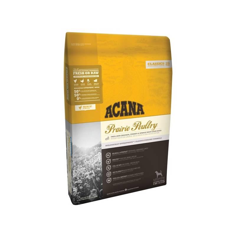 Granule Acana Dog Prairie Poultry 11,4 kg Antiparazitní obojek Scalibor Protectorband pro psy - 48 cm