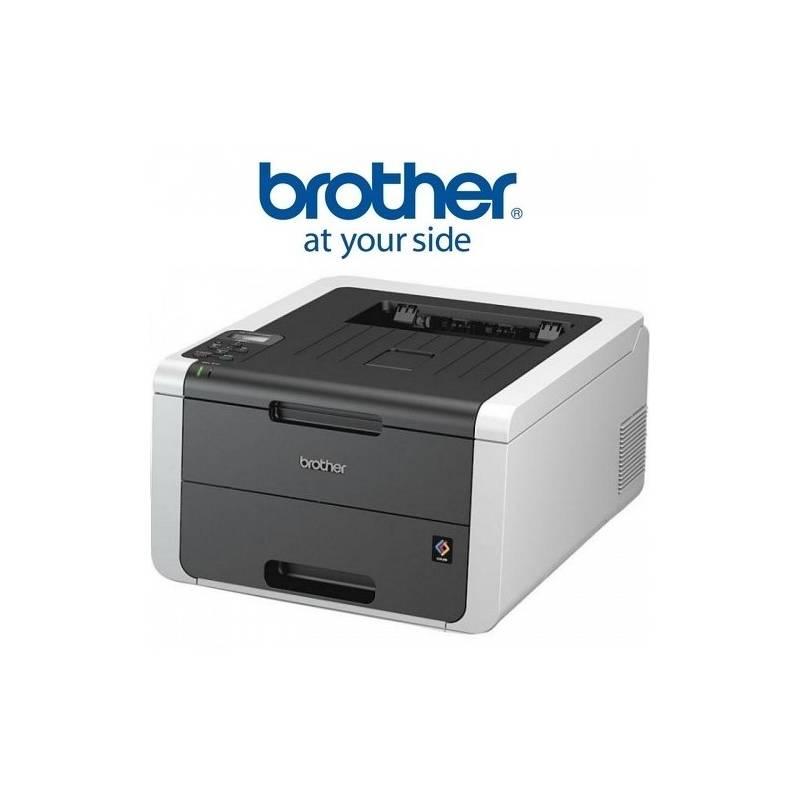 Tlačiareň laserová Brother HL-3170CDW (HL3170CDWYJ1) čierna/sivá