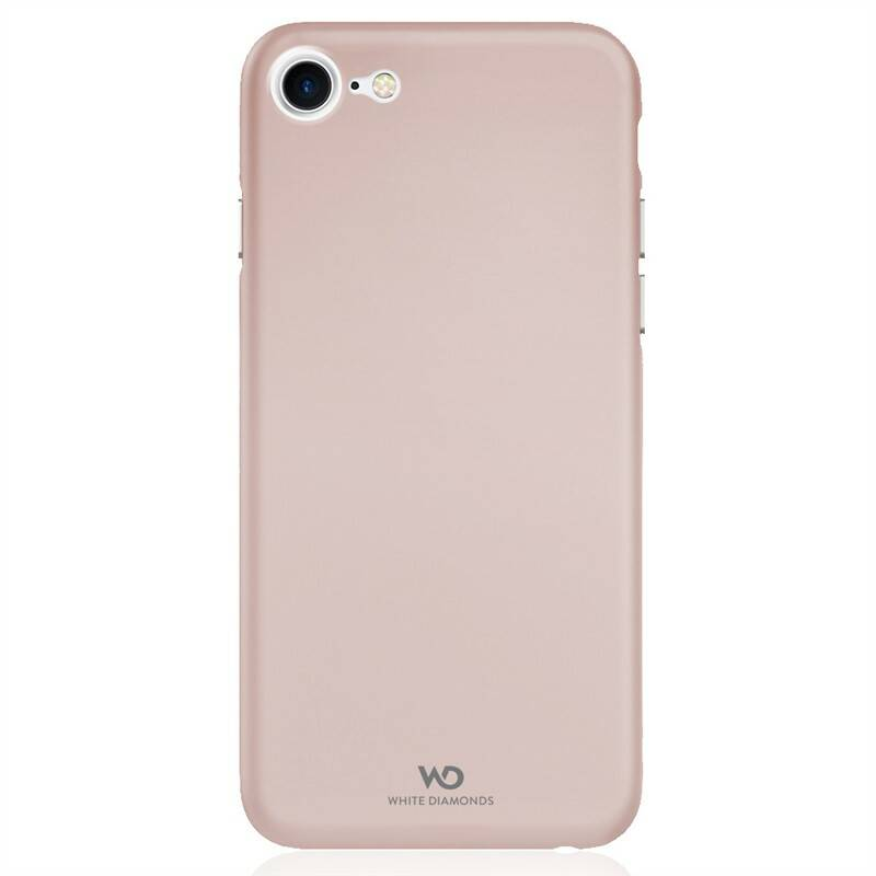 Kryt na mobil White Diamonds Ultra Thin Iced Case na Apple iPhone 7/8/SE (2020) (WD1357UTI56) ružový/zlatý
