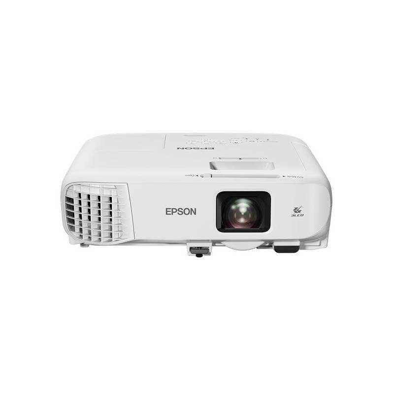 Projektor Epson EB-2142W (V11H875040) biely + Doprava zadarmo