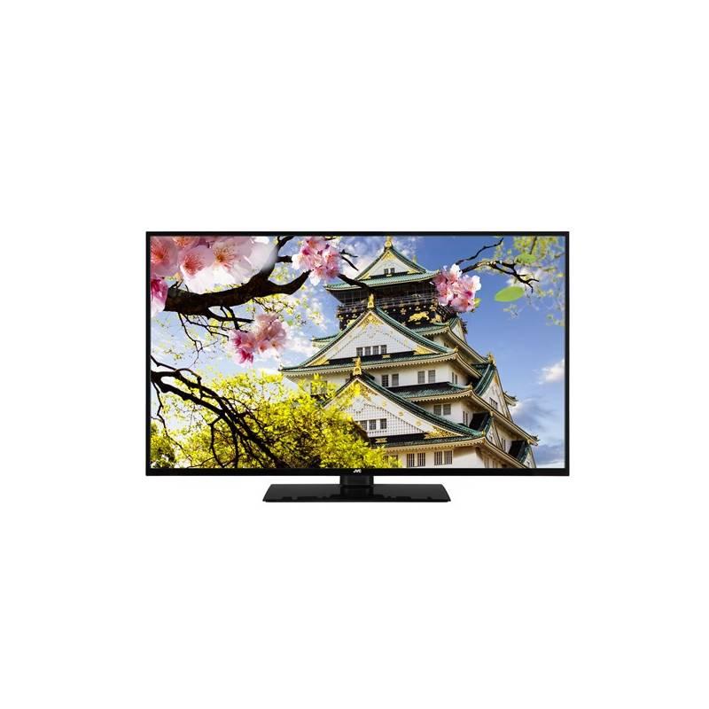 Televízor JVC LT-49VU63J čierna + Doprava zadarmo