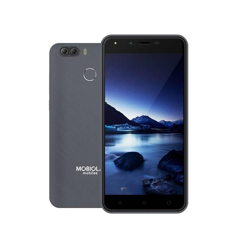 Mobilný telefón Mobiola GAIA (MS55L1) sivý Software F-Secure SAFE, 3 zařízení / 6 měsíců (zdarma) + Doprava zadarmo