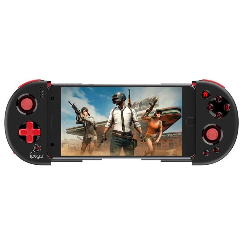 Gamepad iPega Red Knight, iOS/Android, BT (PG-9087) černý