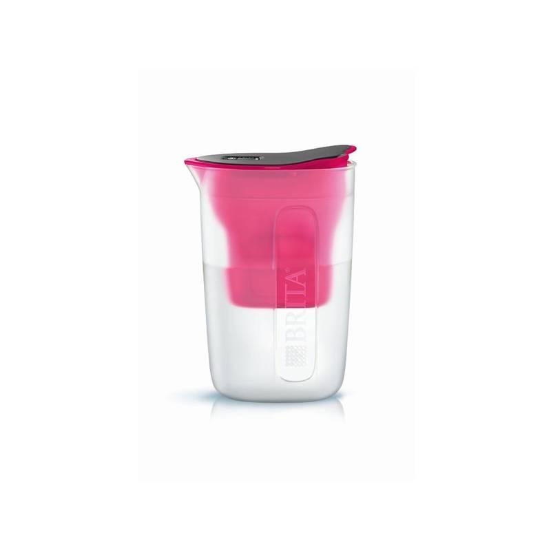 Filtrácia vody Brita Fill & Enjoy Fun 1,5 l ružová