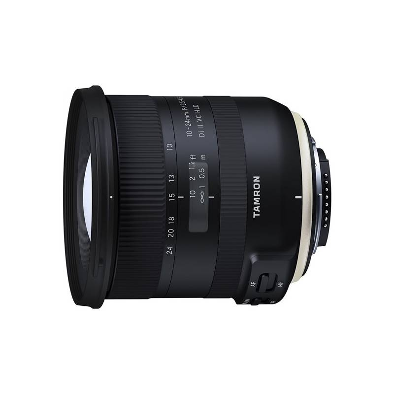 Objektív Tamron SP 10-24mm F/3.5-4.5 Di II VC HLD pro Nikon (B023N) čierny + Doprava zadarmo