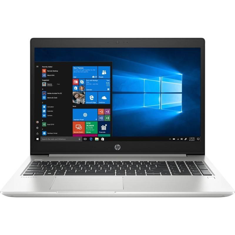 Notebook HP ProBook 450 G6 (6HL95EA#BCM) stříbrný