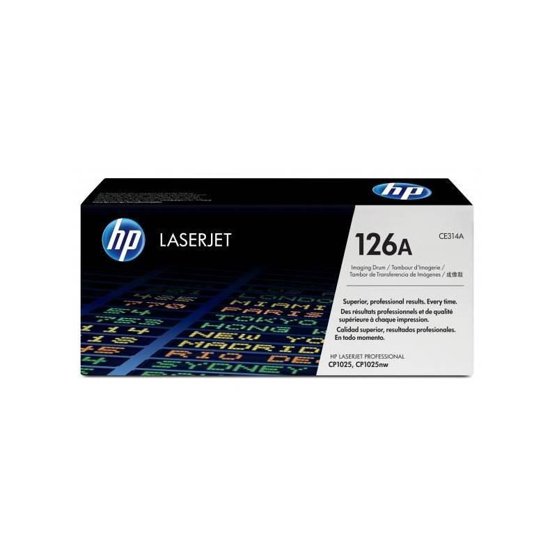 Valec HP 126A, 14000 černobíle/7000 barevně (CE314A)