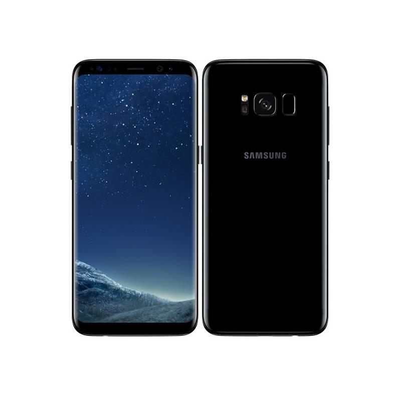 Mobilný telefón Samsung Galaxy S8 - Midnight Black (SM-G950FZKAETL) + Doprava zadarmo