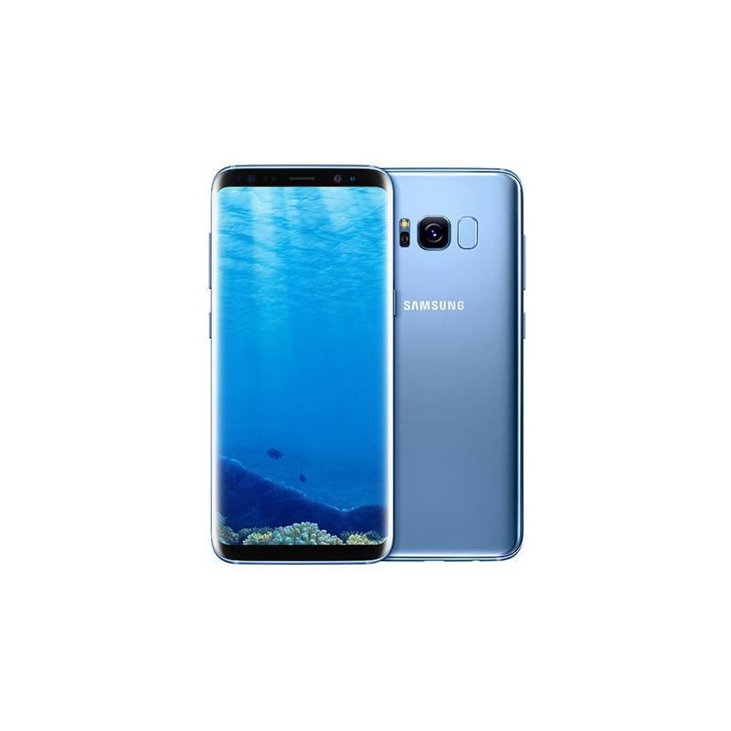Mobilný telefón Samsung Galaxy S8 - Blue (SM-G950FZBAETL ) + Doprava zadarmo