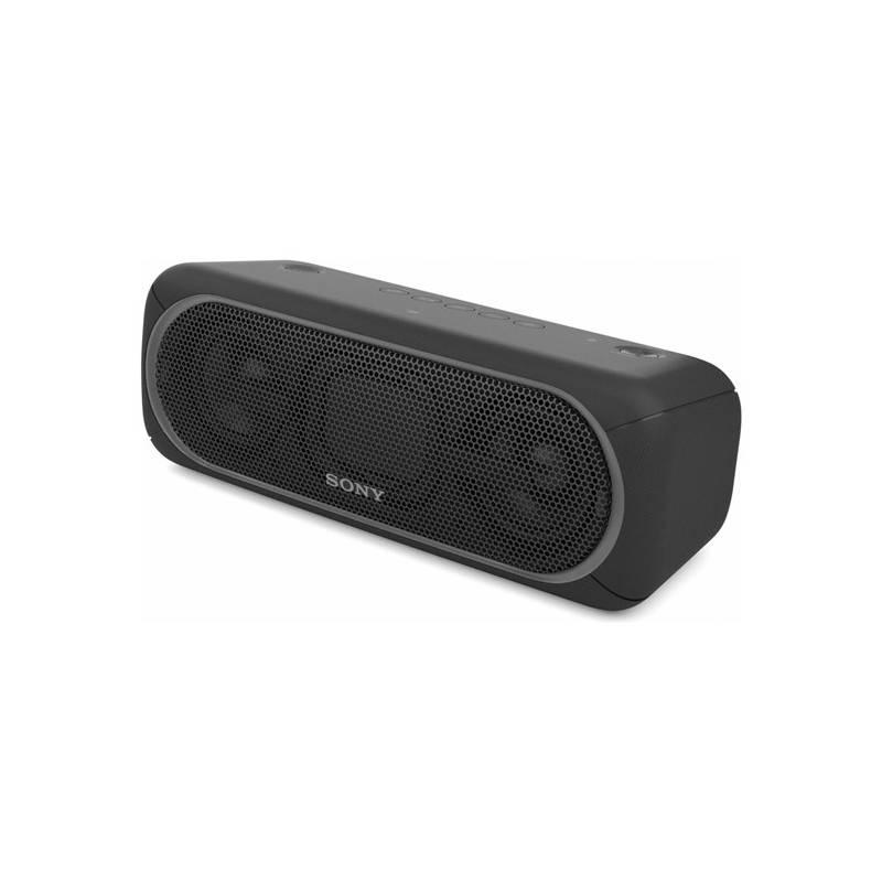 Prenosný reproduktor Sony SRS-XB40 čierne + Doprava zadarmo