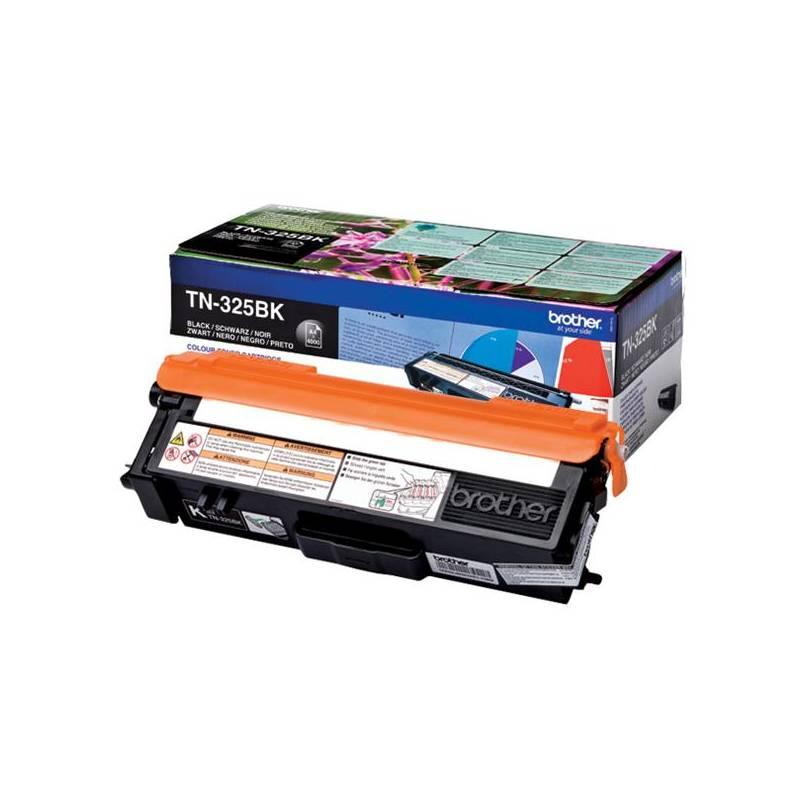 Toner Brother TN-325BK, 4000 stran - originální (TN325BK) čierny