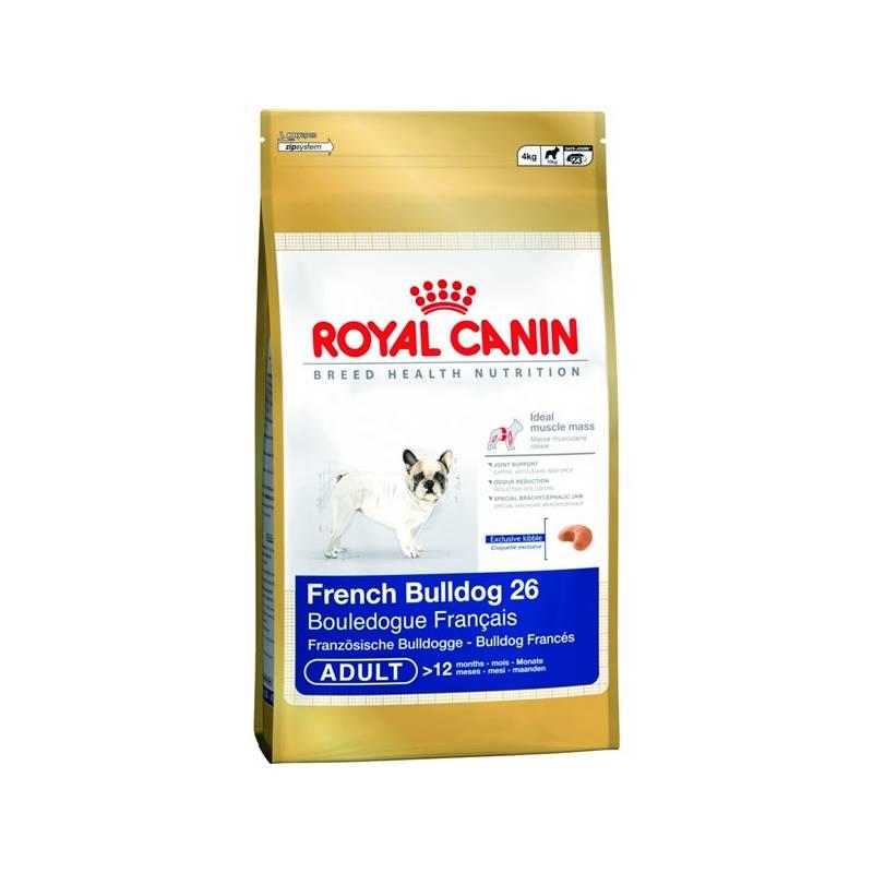 Granule Royal Canin Fr. Buldoček 3 kg
