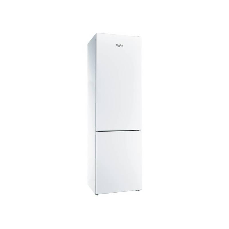 Kombinácia chladničky s mrazničkou Whirlpool WNF8 T2I W biela + Doprava zadarmo