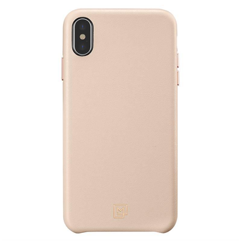 Kryt na mobil Spigen La Manon Calin pro Apple iPhone Xs Max (065CS25094)  ružový 8ea91909ad0