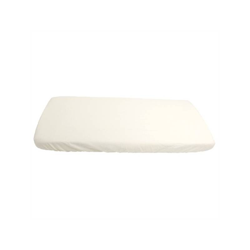 Prestieradlo a chránič matrace Kaarsgaren 2v1, 180x200 cm bílé