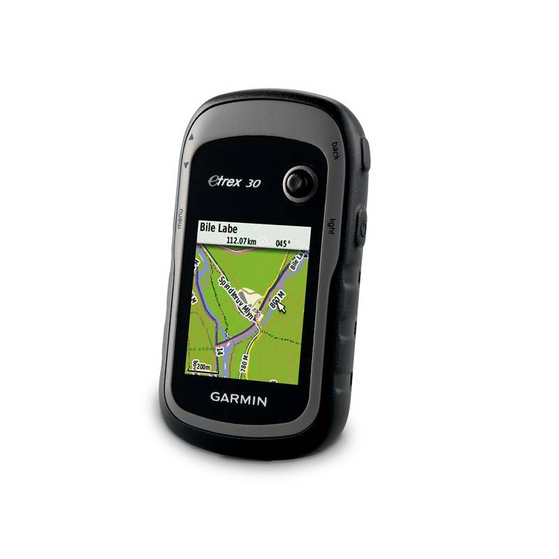 Navigačný systém GPS Garmin eTrex eTrex 30x, východní Evropa (010-01508-12) čierna/sivá + Doprava zadarmo