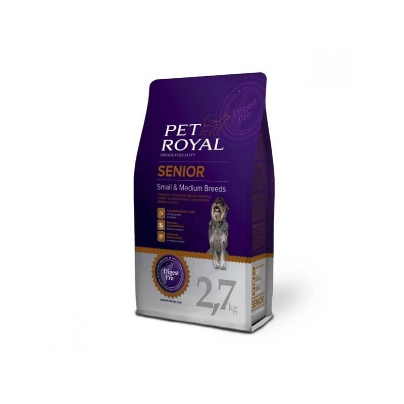 Granule Pet Royal Senior Dog S/MB 2,7 kg