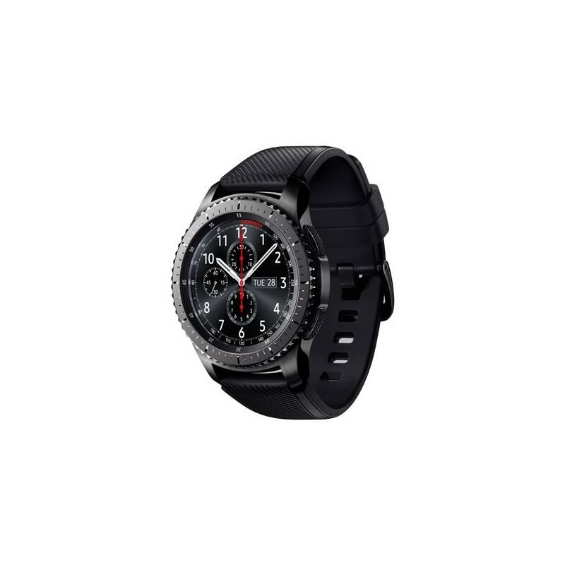 b1fe68b5c2 Inteligentné hodinky Samsung Gear S3 Frontier (SM-R760NDAAXEZ)