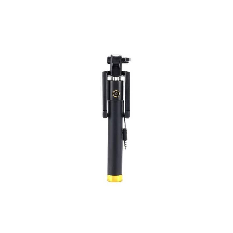 Selfie tyč CellFish univerzální, zlatá (CELLSELFGOLD)
