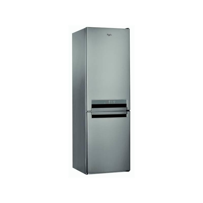 Kombinácia chladničky s mrazničkou Whirlpool Supreme NoFrost BSNF 8452 OX nerez + dodatočná zľava 10 % + Doprava zadarmo