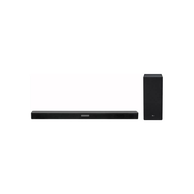 Soundbar LG SK5 čierny