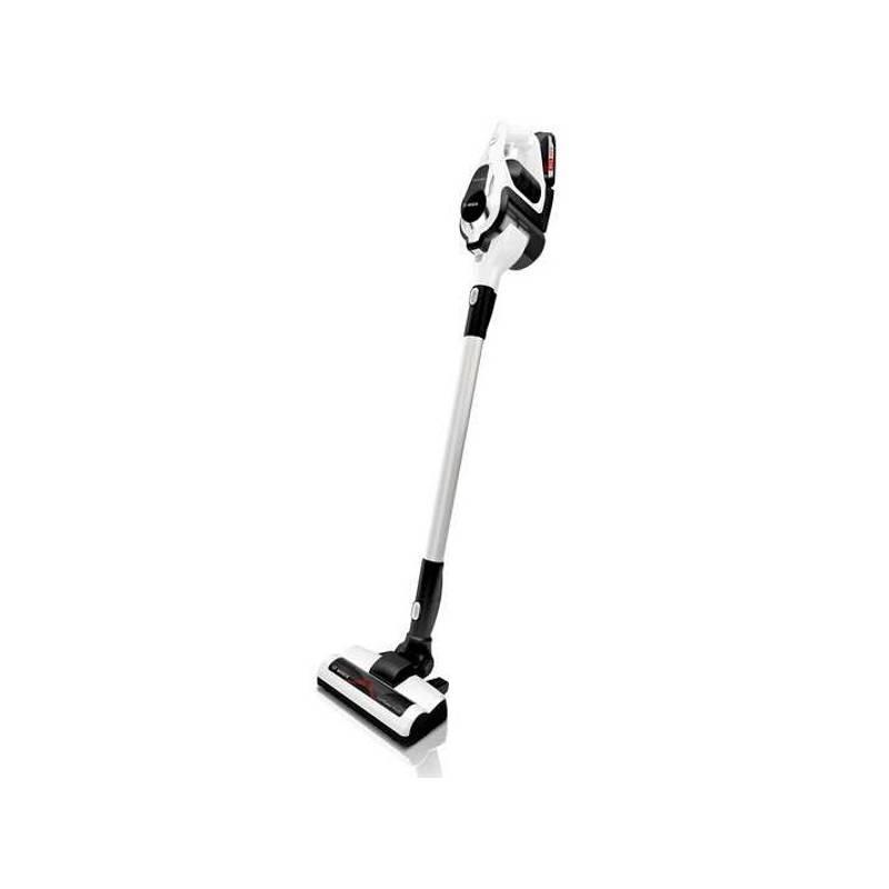 Vysávač tyčový Bosch Unlimited BCS1ALL čierny/biely/chróm + Doprava zadarmo