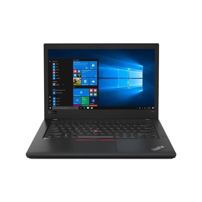 Notebook Lenovo ThinkPad T480 (20L5000BMC) Software F-Secure SAFE, 3 zařízení / 6 měsíců (zdarma) + Doprava zadarmo
