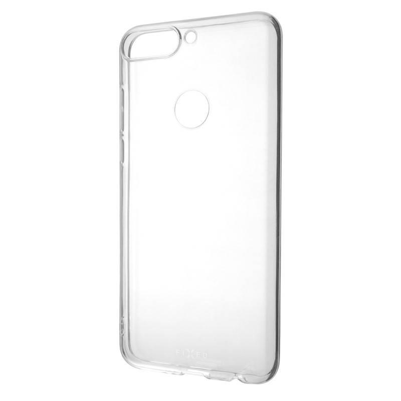 Kryt na mobil FIXED Skin na Honor 7C (FIXTCS-304) priehľadný