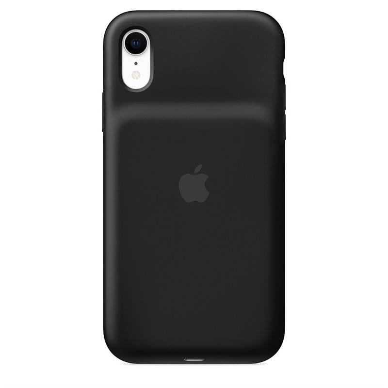 Kryt na mobil Apple Smart Battery Case pro iPhone XR (MU7M2ZM/A) čierny