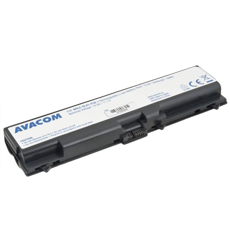 "Batéria Avacom Lenovo ThinkPad T410/SL510/Edge 14"", Edge 15"" Li-Ion 10,8V 6400mAh 69Wh (NOLE-SL41-P32)"