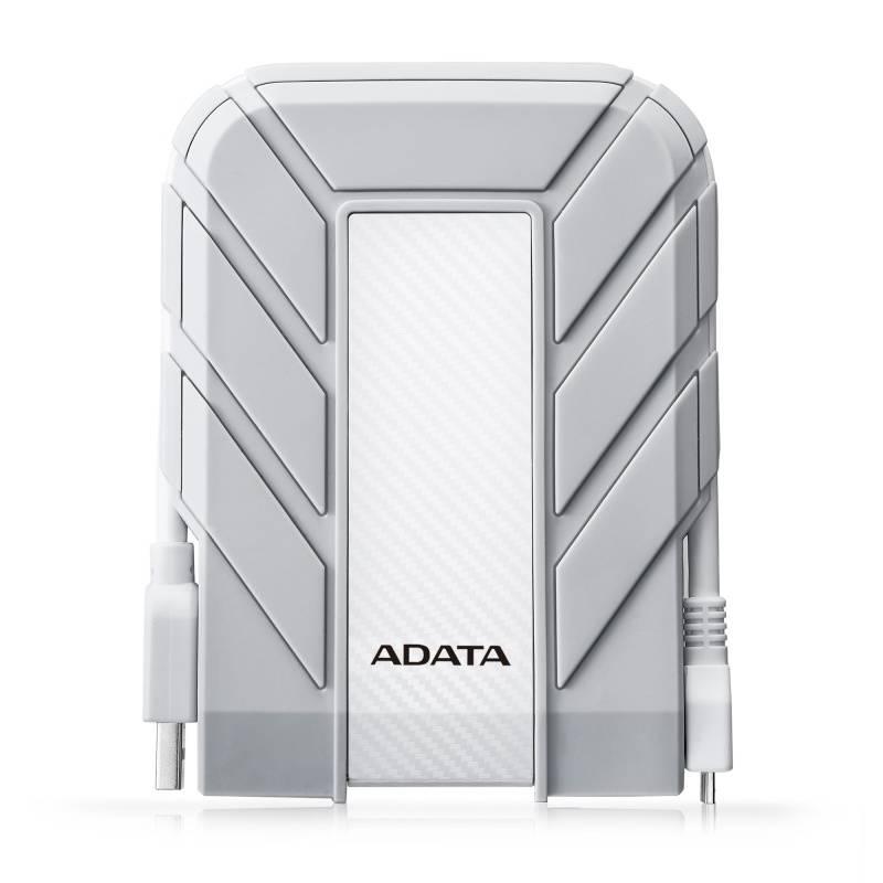 """Externí pevný disk 2,5"""" ADATA HD710A Pro 1TB DashDrive pro MAC (AHD710AP-1TU31-CWH) bílý"""
